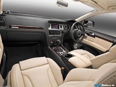 Harga Mobil Audi Q7 4.2 FSI Quattro Tiptronic dan Spesifikasi