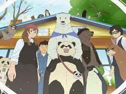 Chú Gấu Đáng Yêu - Shirokuma Cafe