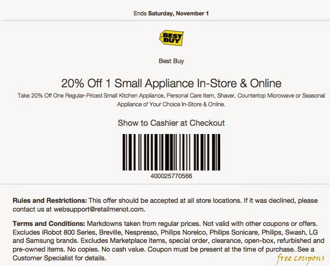 Best buy coupons and discounts
