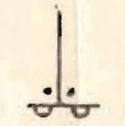 Signo convencional de Auto-ametralladoras