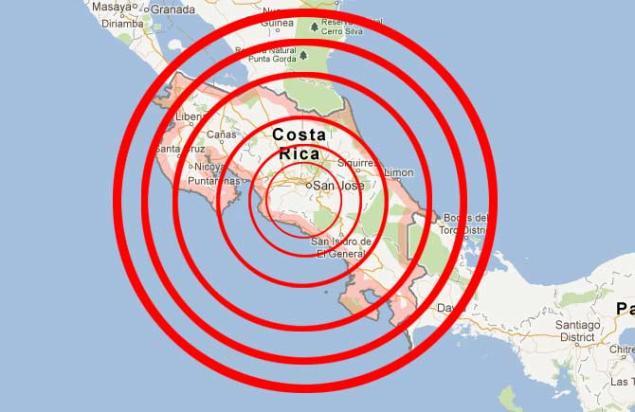 costa rica earthquake - photo #26