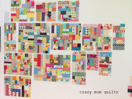 crazy mom quilts: scrap vortex QAL week 3 : crazy mom quilts - Adamdwight.com