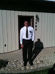 Elder Linville in Hurricane, Utah