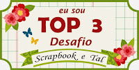 Scrapbook e tal - TOP3