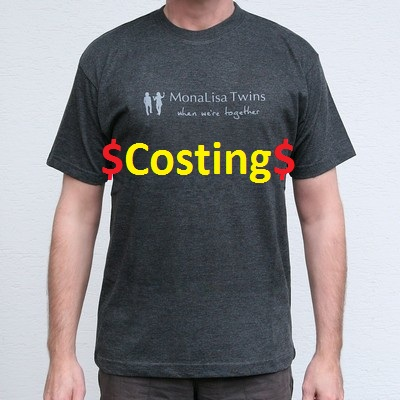 Costing of Men's T-shirt