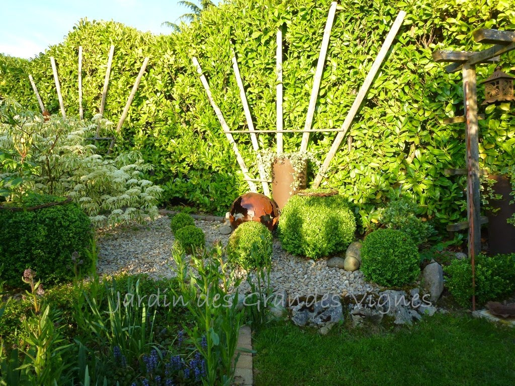 Le jardin des grandes vignes mai 2014 - Le jardin des grandes vignes ...