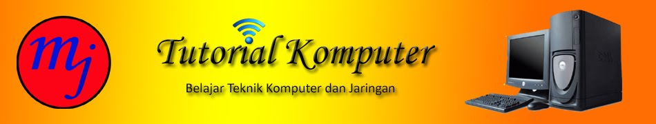 Tutorial Komputer