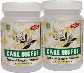 Obat Herbal Care Digest