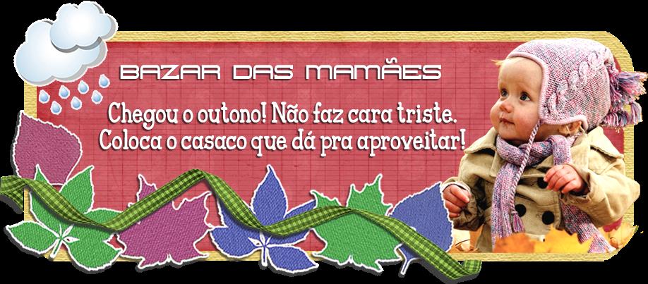 Bazar das Mamães - Brechó Infantil da Tita