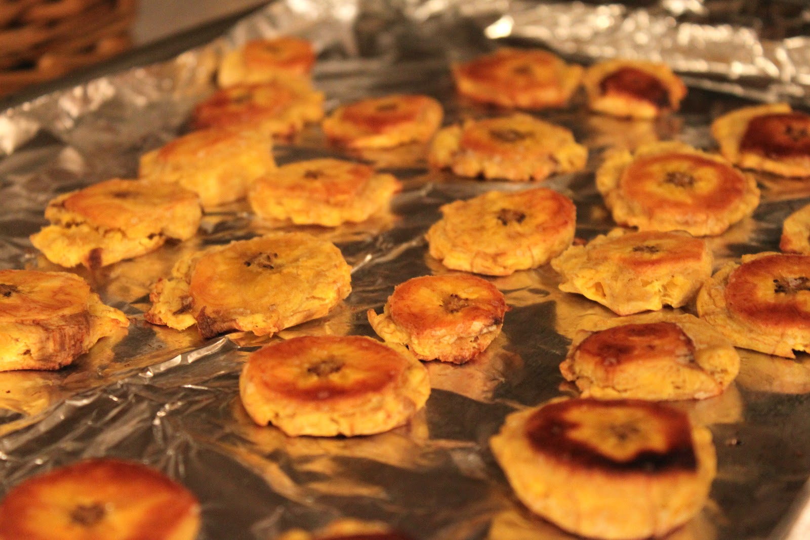Explore Love Eat: Baked Tostones