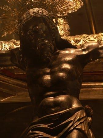 Cristo Crucificado de Esquipulas