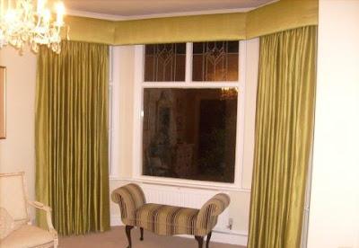 The Best Way To Make Bay Window Treatment Cornice