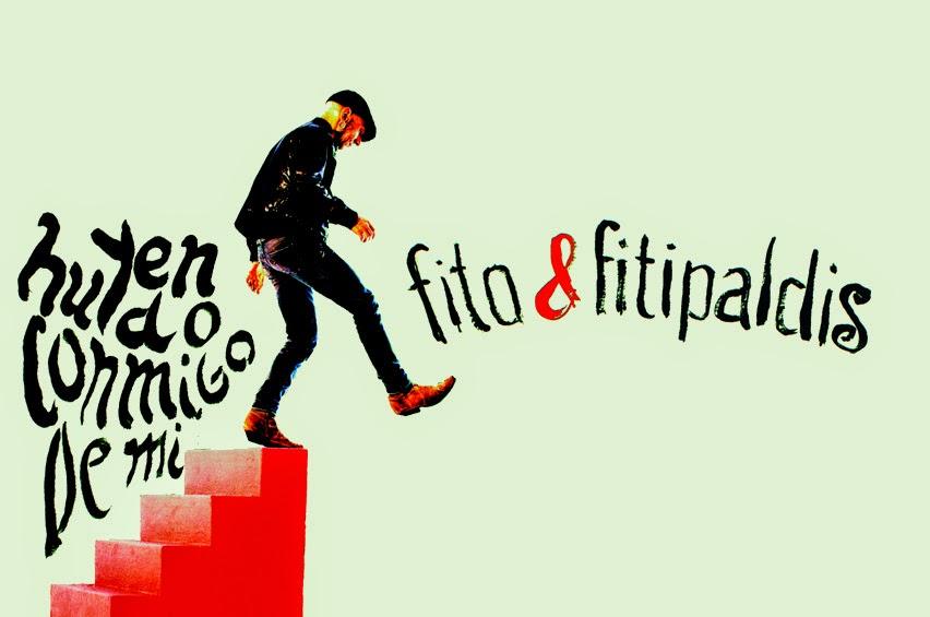 """Fito & Fitipaldis - Gira presentación """" Huyendo conmigo de mí """"."""