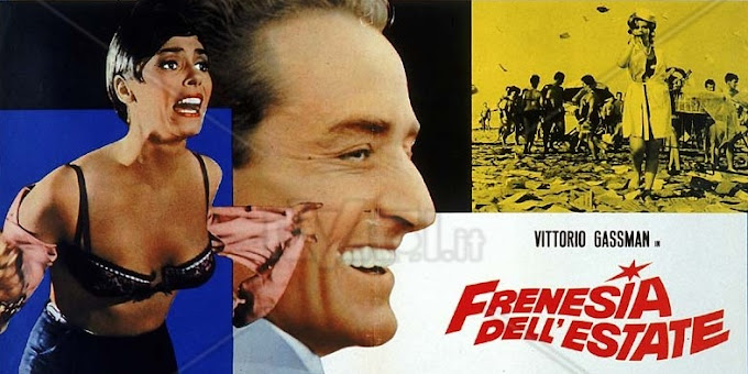 "Die Entstehung der ""Commedia sexy all'italiana"" Teil 7"