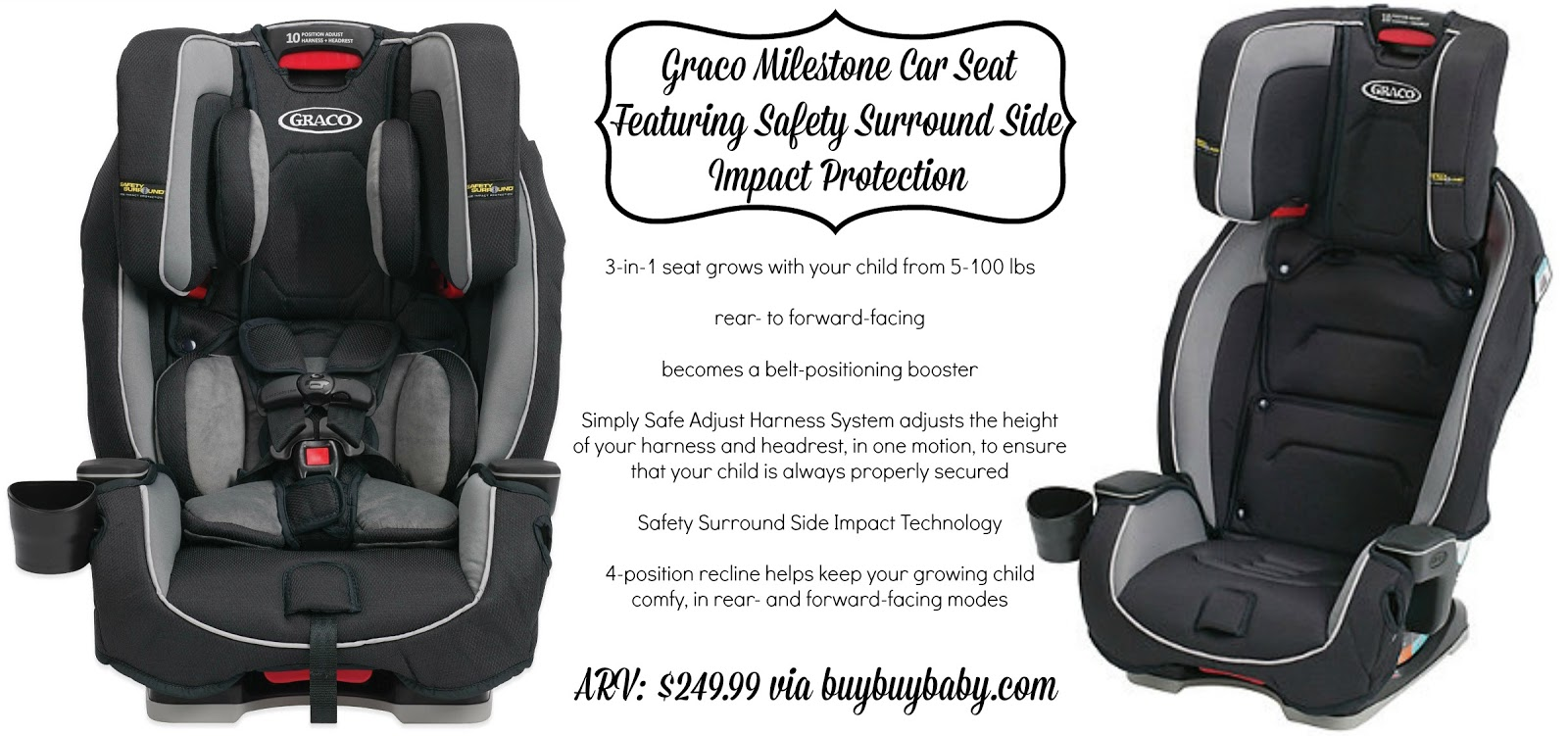 With Four Children In 7 Years I Like To Think Know A Little Bit About Car Seats And Childrens Products Since Our Oldest Daughter Was