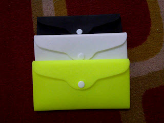 dompet jelly amplop
