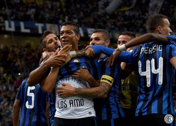 Guarin Inter Milan