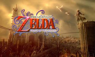 legend zelda universe