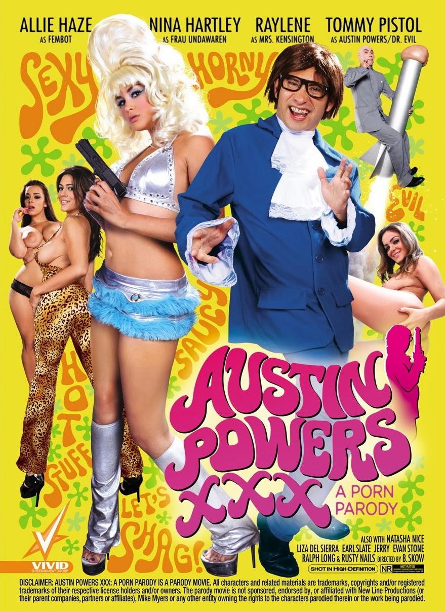 Austin Powers XXX: A Porn Parody (2014)