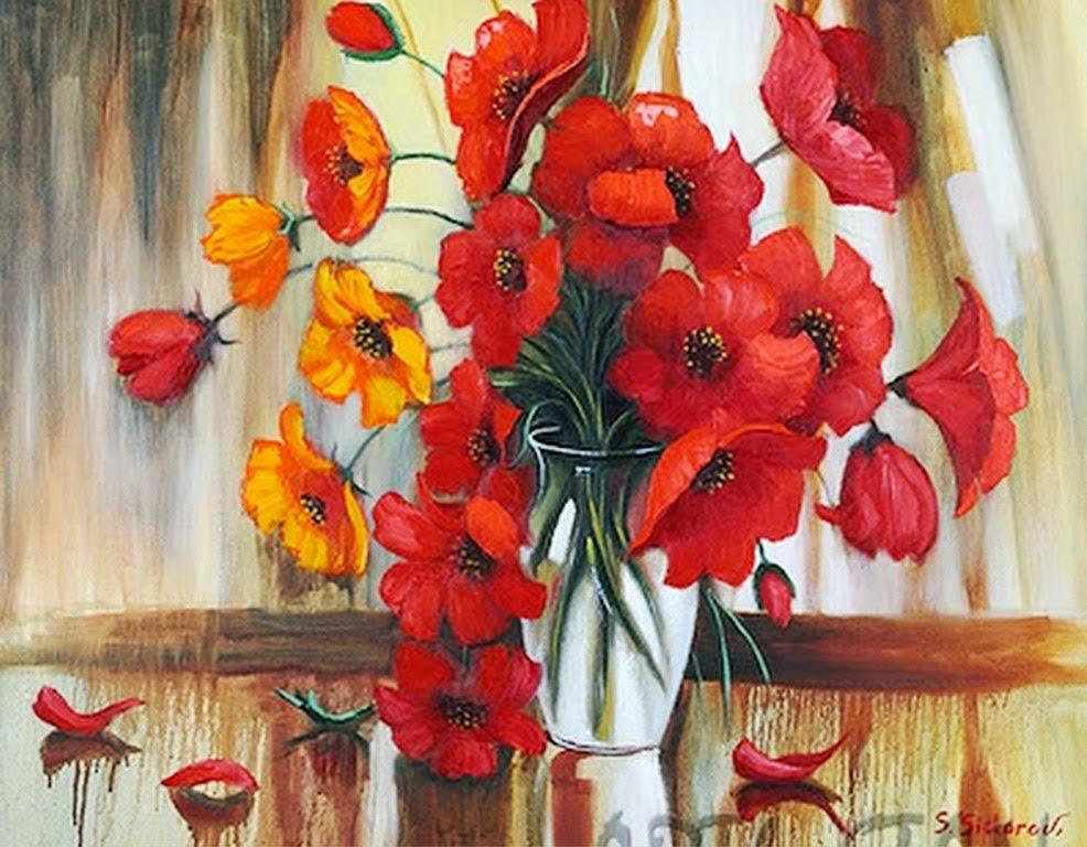 Im genes arte pinturas oleos coloridos y modernos para la - Cuadros de cocina modernos ...