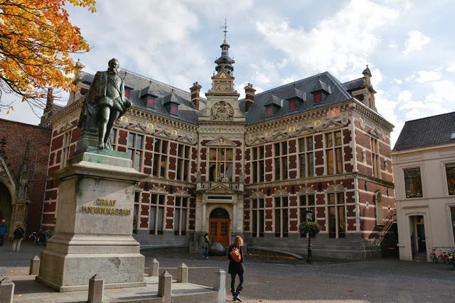Utrecht Graaf van Nassau