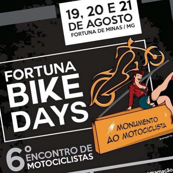 Fortuna de Minas-MG (19 à 21 de Agosto)