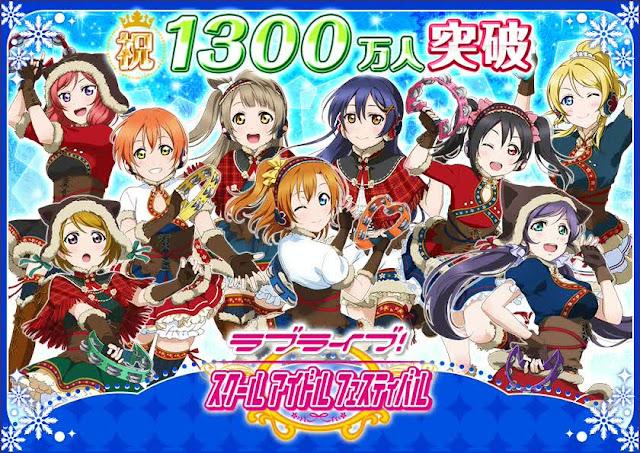 'Love Live! School Idol Festival' Versi Arcade Diumumkan