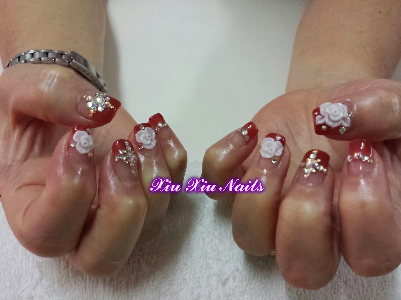 Xiu Xiu Nails Cny 2014