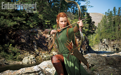 Evangeline Lilly Hobbit Desolation of Smaug Image