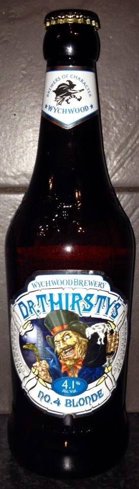Dr. Thirsty's No. 4 Blonde (Wychwood)