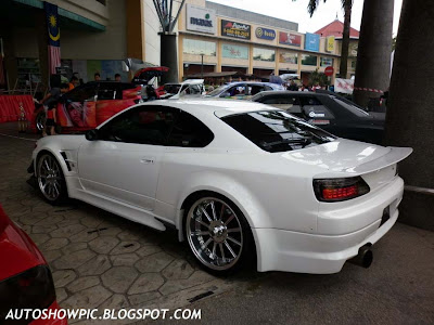Modified Nissan Silvia S15 20