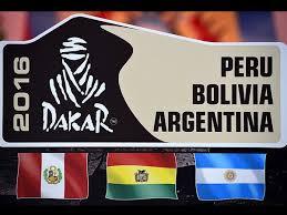 Dakar 2016 en vivo online