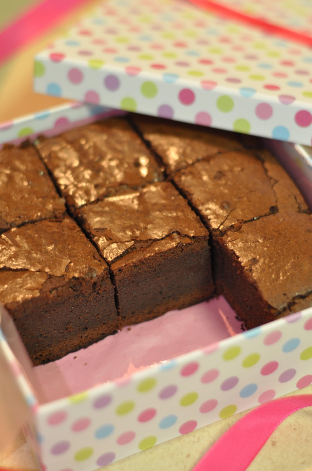 Jane's Kitchen: Chocolate Fudge Brownies