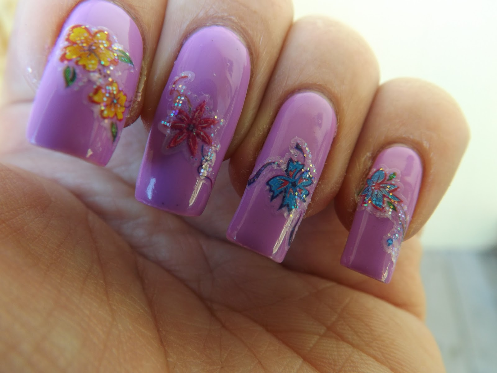 Joby Nail Art Decals: Ashley is polishaddicted joby nail art ...
