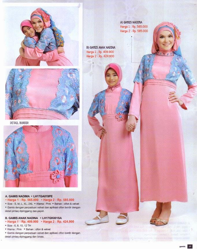 Koleksi Baju Muslim Sarimbit Elhakim Grosir Baju
