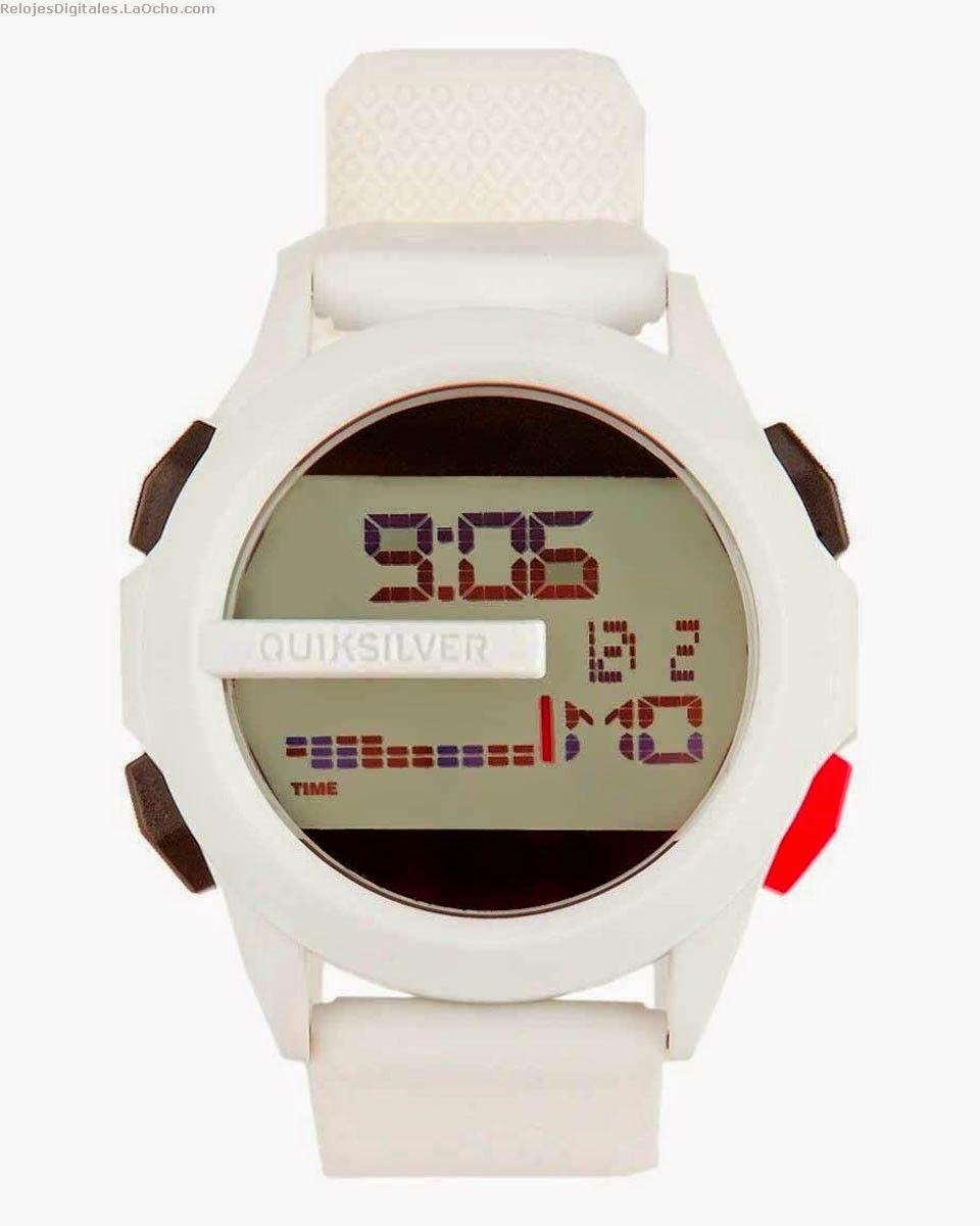 Relojes Digitales Mas Colores Para Los Quiksilver Drone