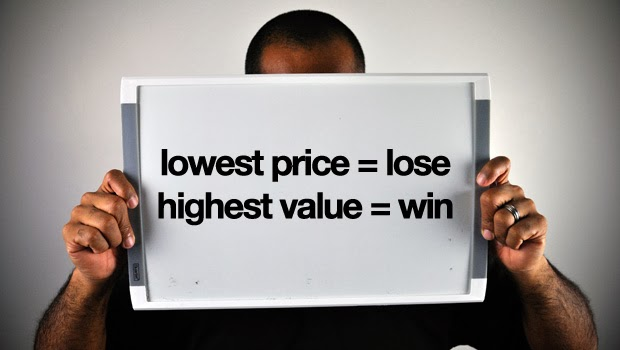difference between price and nonprice competition Non-price competition refers to competition among firms that choose to distinguish their product via non-price means ex: style, delivery, location, atmosphere, promotions, etc non-price.