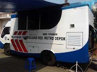 Jadwal dan Lokasi SIM Keliling Depok 2015 Terbaru