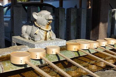 名古屋羊神社, nagoya sheep temple