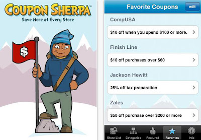 Free Coupon Apps For Smartphones