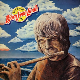 BJORN J:SON LINDH-BIKE VOYAGE 2, LP, 1978, SWEDEN