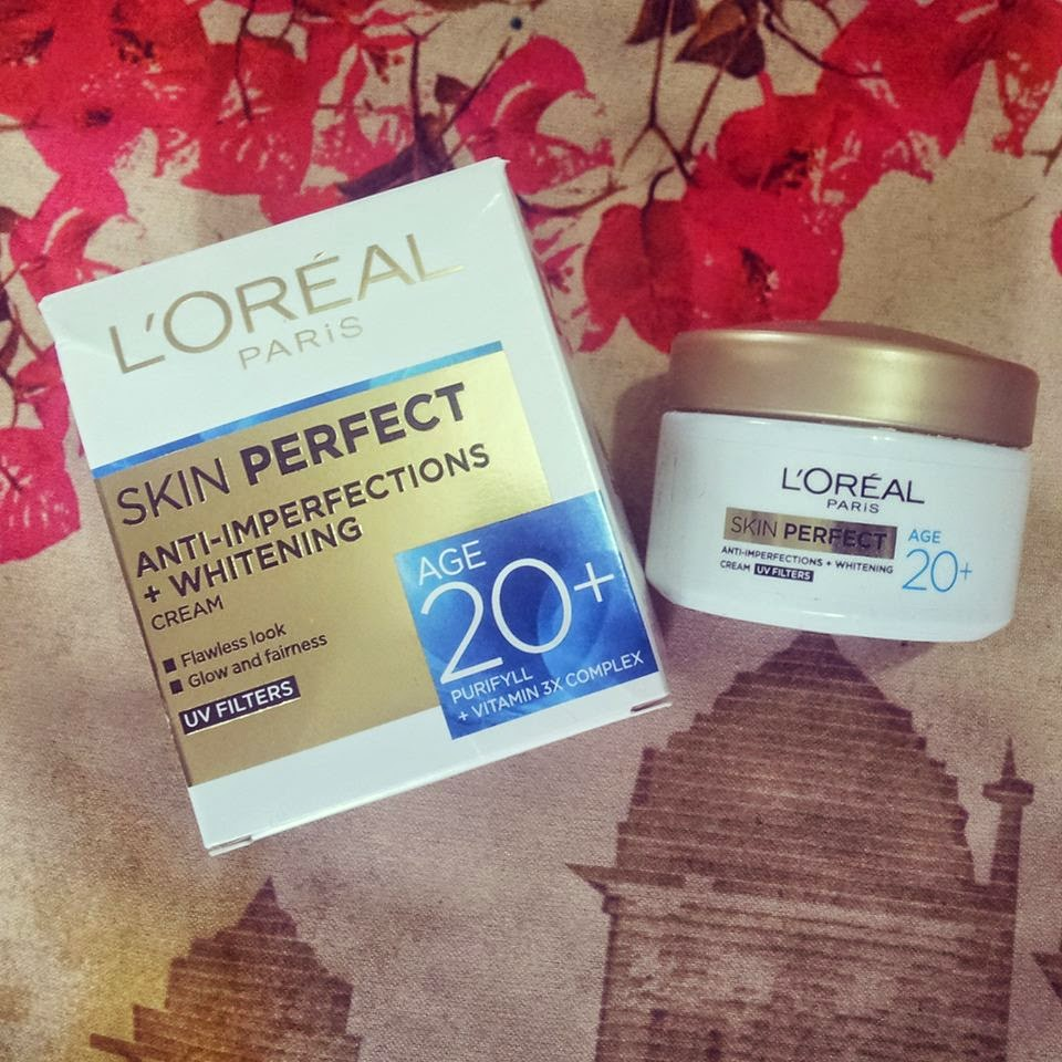 LO'real Skin Perfect 20+ Review  image