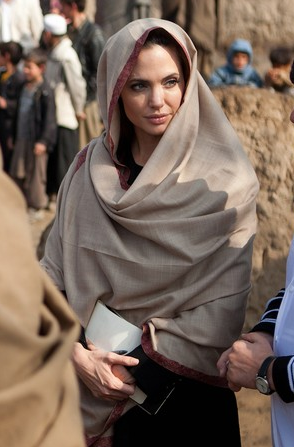 angelina jolie unhcr. of Angelina Jolie#39;s lovely