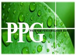 Permohonan Program Pensiswazahan Guru (PPG) Ambilan Tahun 2013 bagi