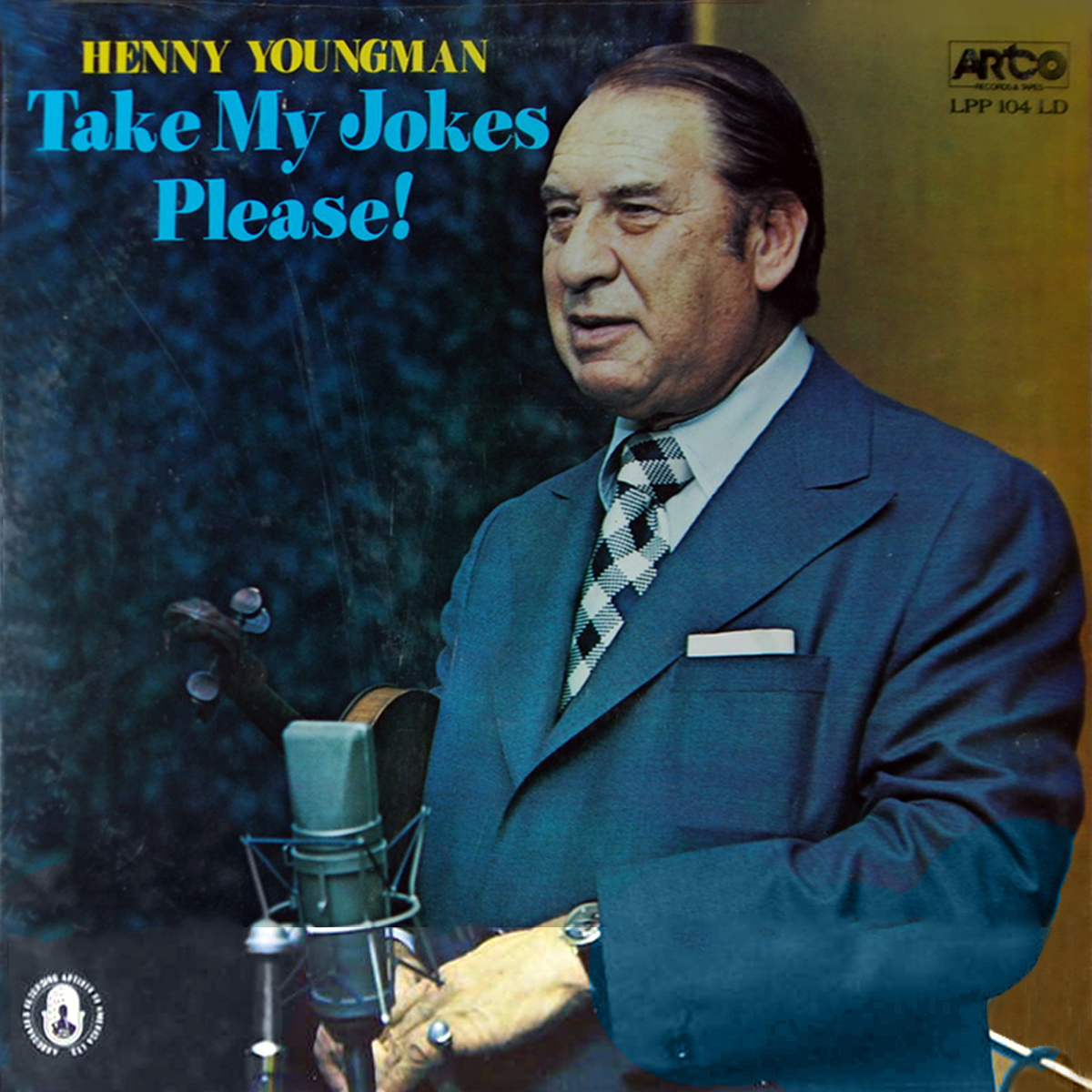 Vintage Stand-up Comedy: Henny Youngman - Take My Album ...