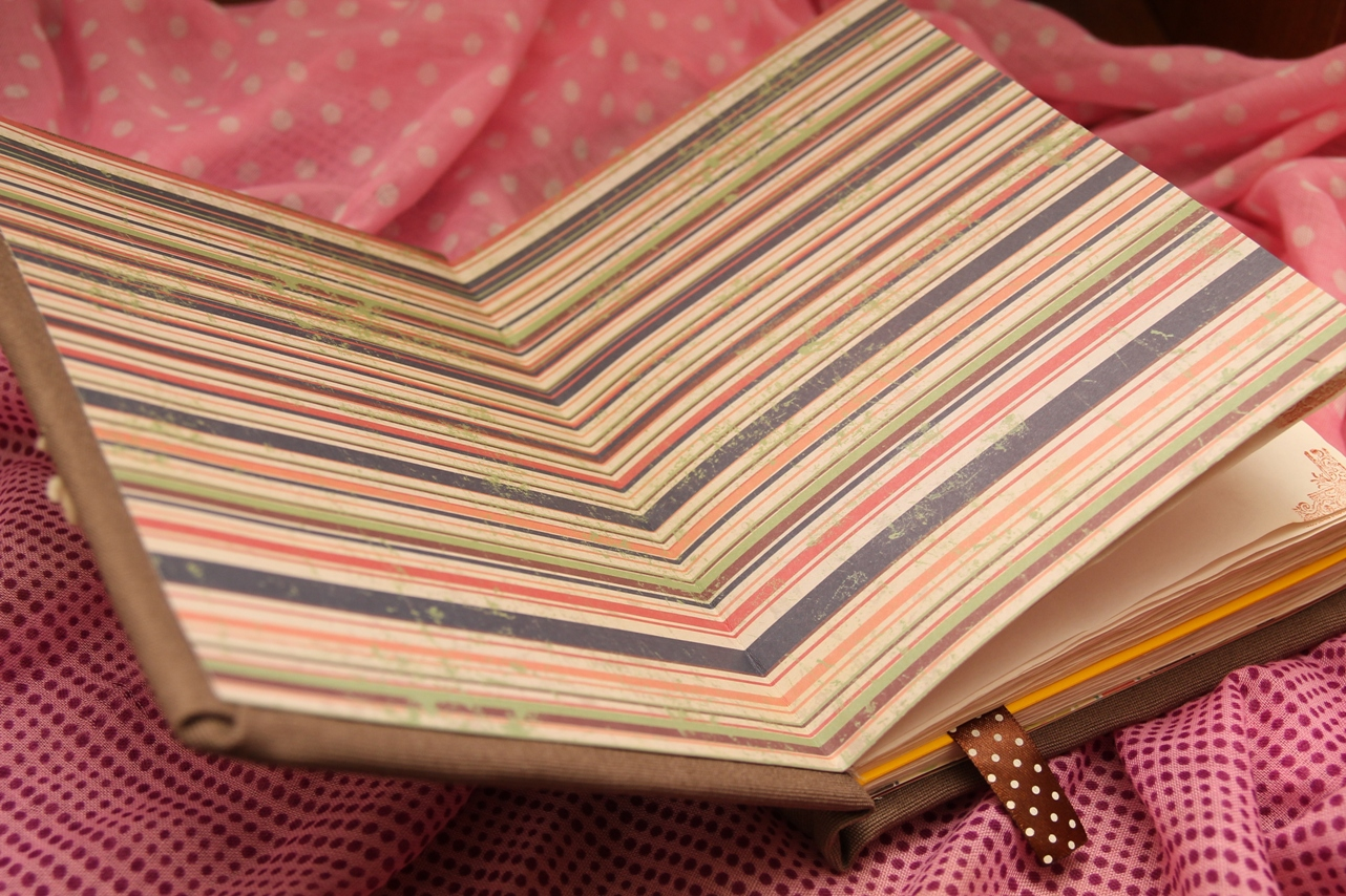 Как сделать блокнот своими руками: пошаговая 26