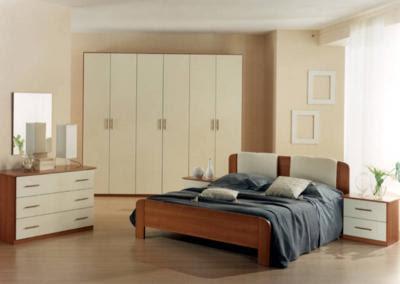 Come arredare casa camere da letto in arte povera for Piccoli piani casa 4 camere da letto