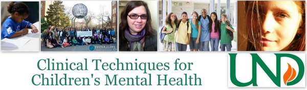 Clinical Techniques in Children's Mental Health