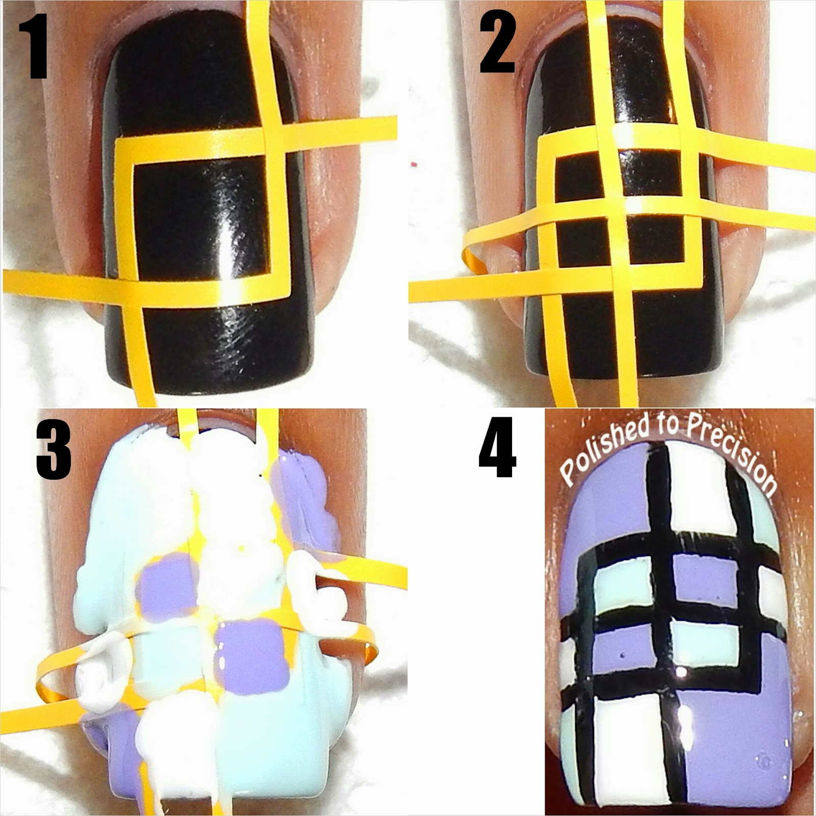 Nail Vinyls tutorial