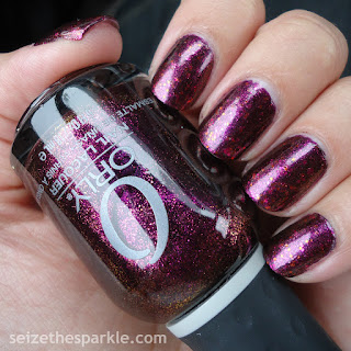 Essence Never Stop Dreaming & Orly Space Cadet
